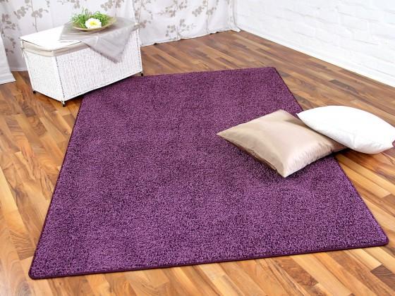 teppich grau flieder raum und m beldesign inspiration. Black Bedroom Furniture Sets. Home Design Ideas