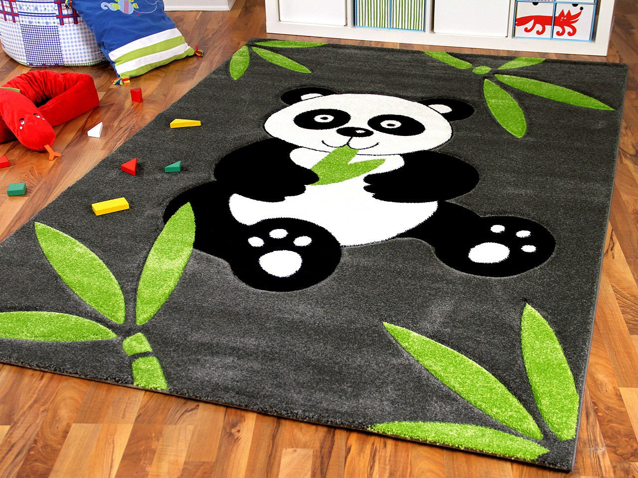 kinder spiel teppich savona kids pandab r ebay. Black Bedroom Furniture Sets. Home Design Ideas