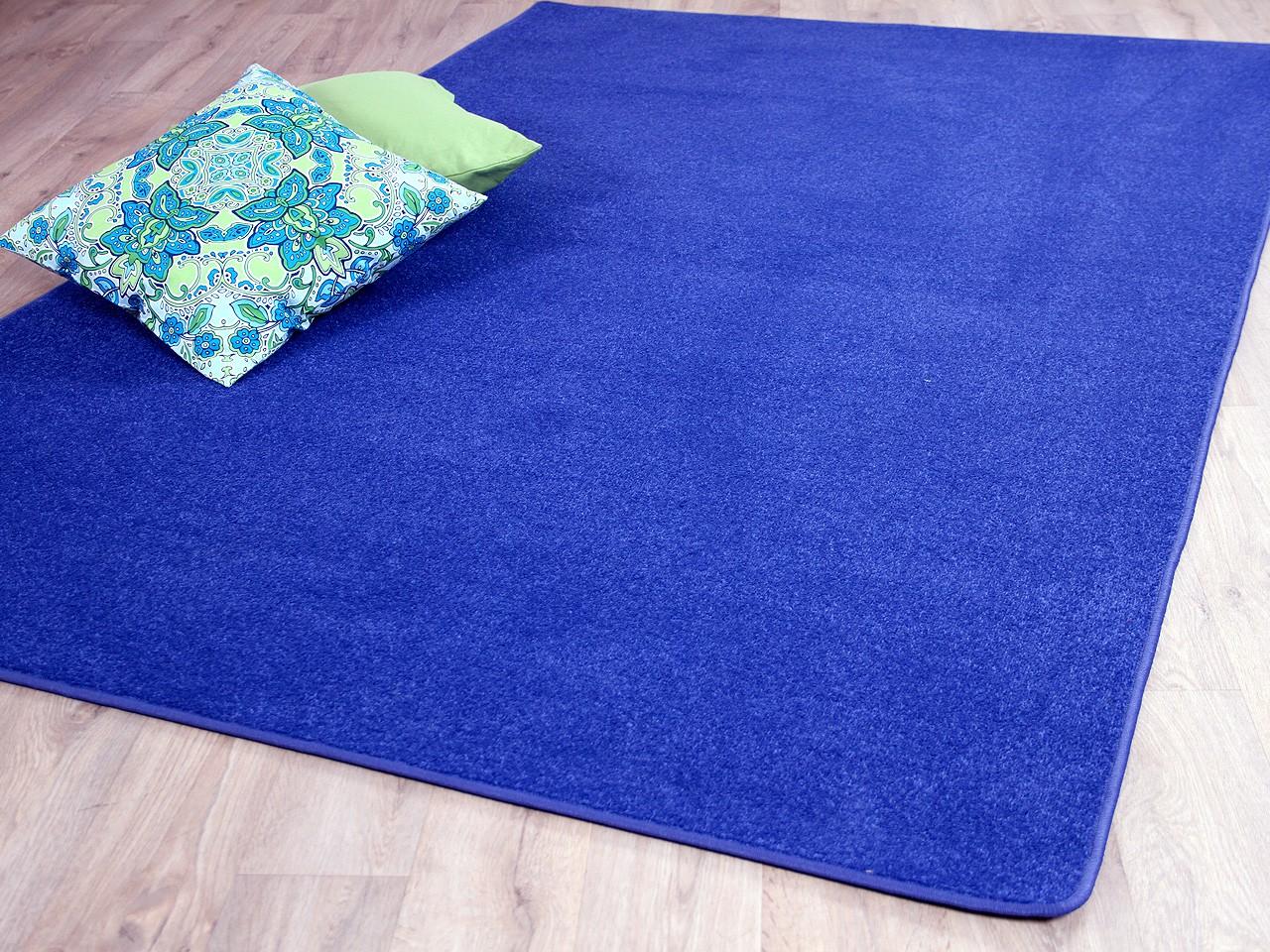 trend velours teppich joy blau sonderaktion teppiche veloursteppiche trend velours joy. Black Bedroom Furniture Sets. Home Design Ideas