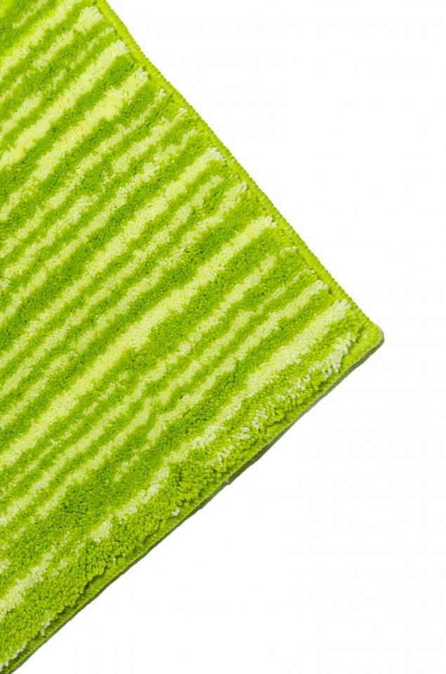 sch ner wohnen badteppich mauritius streifen gr n in 3 gr en badteppiche sch ner wohnen badteppiche. Black Bedroom Furniture Sets. Home Design Ideas