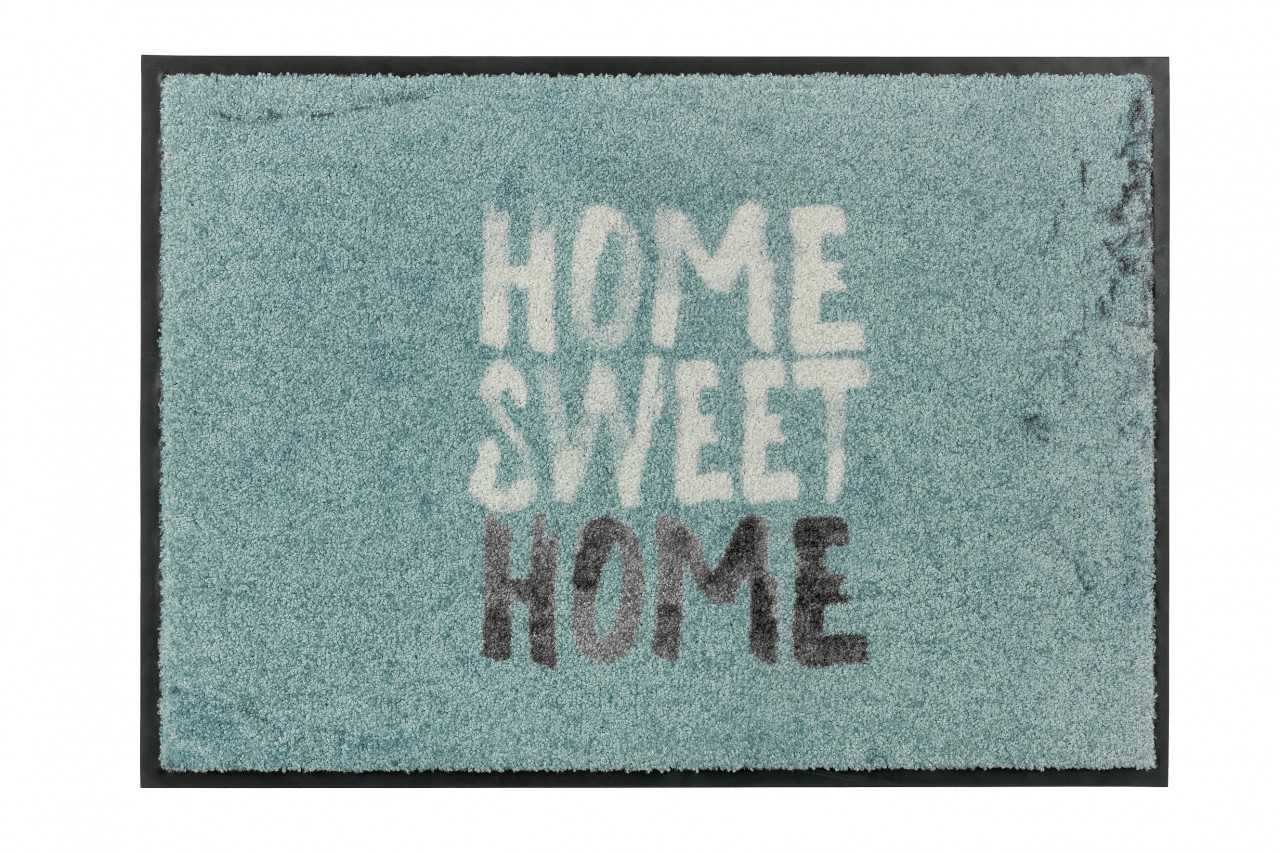 fu matte sch ner wohnen broadway home sweet t rkis in 2. Black Bedroom Furniture Sets. Home Design Ideas