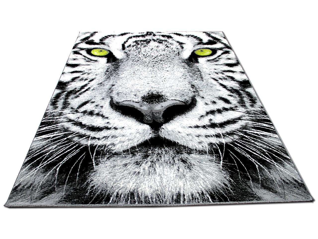 Designer Teppich Carat White Tiger Teppiche