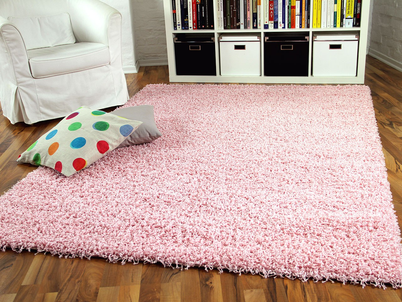 hochflor langflor shaggy teppich aloha rosa teppiche hochflor langflor teppiche pink lila und rosa. Black Bedroom Furniture Sets. Home Design Ideas