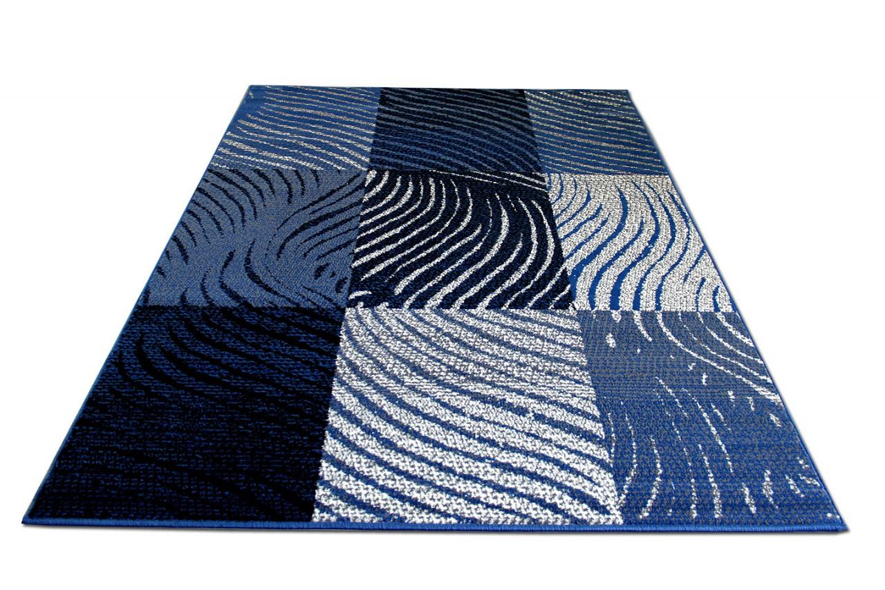 sebra teppich rund blau die neueste innovation der. Black Bedroom Furniture Sets. Home Design Ideas