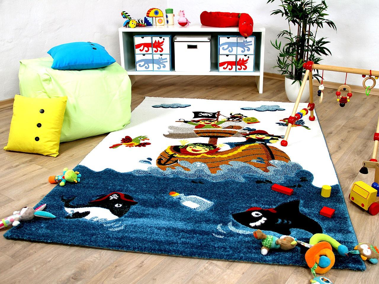 kinder teppich maui kids piratenschiff teppiche kinder und spielteppiche maui kinderteppiche. Black Bedroom Furniture Sets. Home Design Ideas