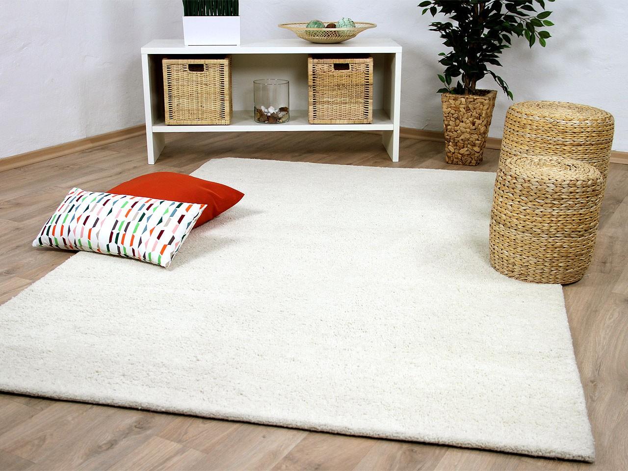 natur teppich berber aruna uni wollweiss teppiche sisal und naturteppiche berber teppiche. Black Bedroom Furniture Sets. Home Design Ideas