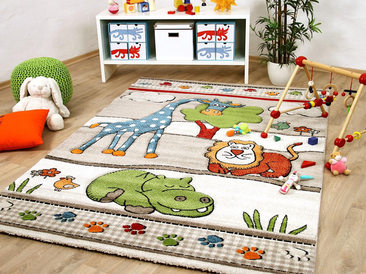 bei teppichversand24 günstige kinderteppiche, spielteppiche für