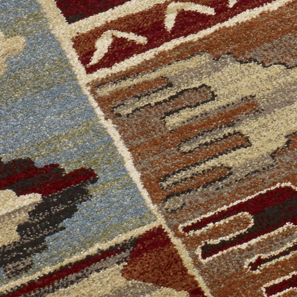 Designer Teppich Sevilla Klassik Ethno Bunt Teppiche
