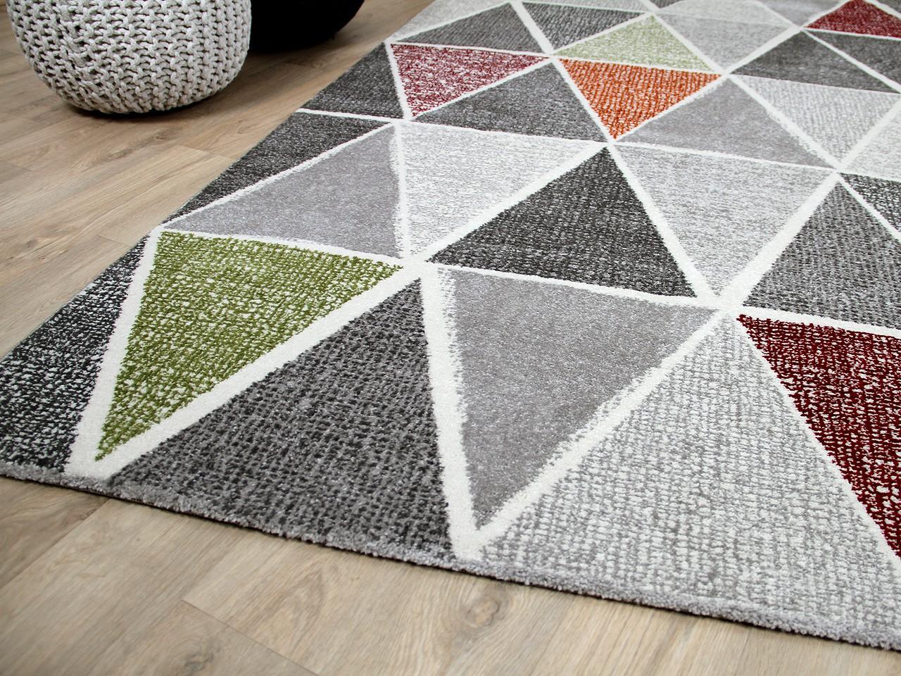 designer teppich sevilla modern grau bunt prisma teppiche designerteppiche sevilla teppiche. Black Bedroom Furniture Sets. Home Design Ideas