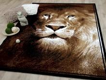 designer teppich safari kuh patchwork teppiche. Black Bedroom Furniture Sets. Home Design Ideas