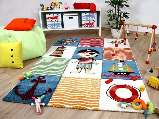 Bei teppichversand24 günstige Kinderteppiche