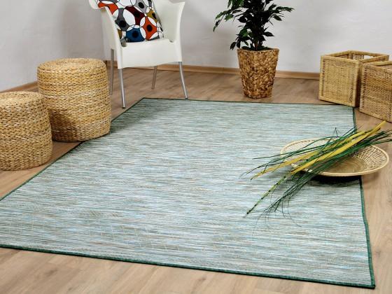 in outdoor teppich beidseitig flachgewebe hampton mintgr n meliert garten outdoor teppiche. Black Bedroom Furniture Sets. Home Design Ideas