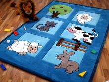 lifestyle kinderteppich babywelt beige sofort lieferbar teppiche kinder und. Black Bedroom Furniture Sets. Home Design Ideas