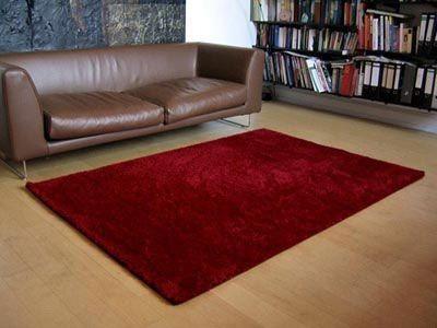 bei teppichversand24 eine gro e auswahl an hochflor. Black Bedroom Furniture Sets. Home Design Ideas