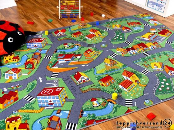 bei teppichversand24 g nstige kinderteppiche spielteppiche f r kinder kinderzimmer teppich. Black Bedroom Furniture Sets. Home Design Ideas