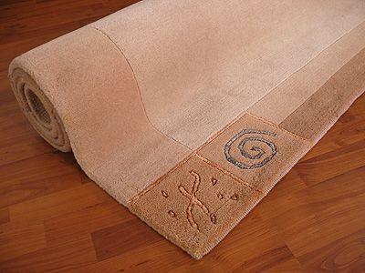 handgearbeitete nepal teppiche und indo nepal aus 100 schurwolle in vielen gr en preiswert. Black Bedroom Furniture Sets. Home Design Ideas
