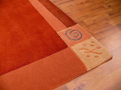 indo nepal teppich urbana rot teppiche nepal gabbeh und. Black Bedroom Furniture Sets. Home Design Ideas