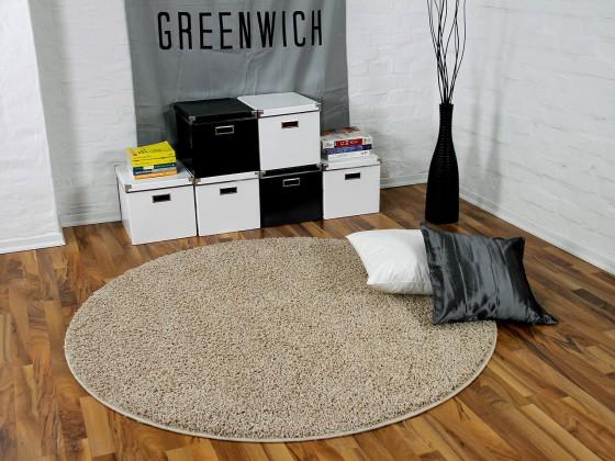 hochflor langflor shaggy teppiche in beige und naturfarben. Black Bedroom Furniture Sets. Home Design Ideas