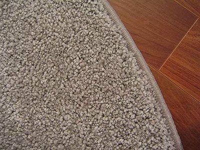 teppich hochflor shaggy cottage grau rund in 7 gr en teppiche. Black Bedroom Furniture Sets. Home Design Ideas