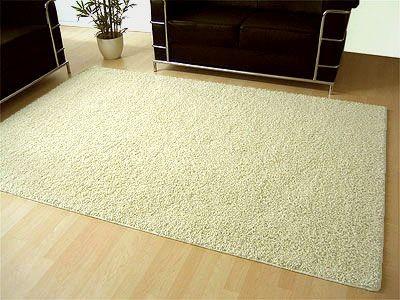 teppich hochflor shaggy premio vanille in 22 gr en teppiche hochflor langflor teppiche wei. Black Bedroom Furniture Sets. Home Design Ideas