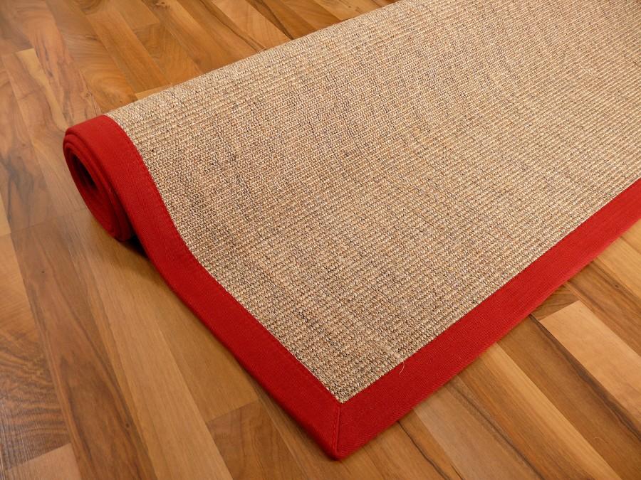 Home Teppiche Sisal und Naturteppiche Sisal Teppiche mit Bordüre ...