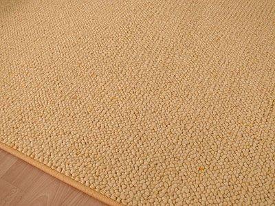 natur wolle teppich berber malta honig abverkauf. Black Bedroom Furniture Sets. Home Design Ideas