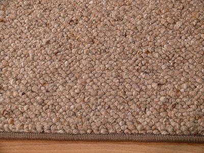 natur wolle teppich berber malta braun in 24 gr en. Black Bedroom Furniture Sets. Home Design Ideas