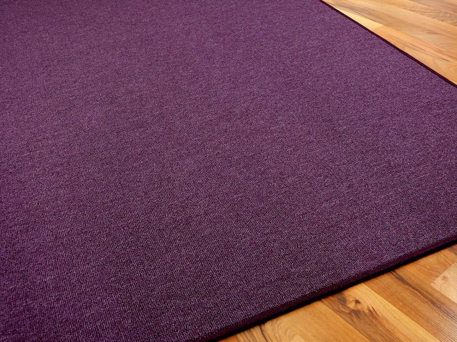 feinschlingen velour teppich strong lila in 24 gr en teppiche schlingenteppiche. Black Bedroom Furniture Sets. Home Design Ideas