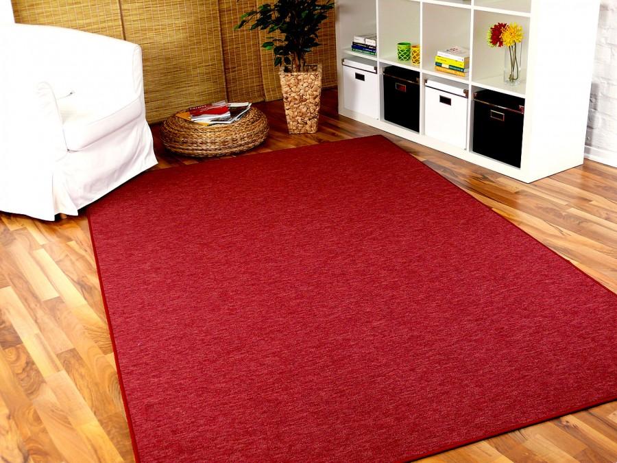 feinschlingen velour teppich strong burgund abverkauf. Black Bedroom Furniture Sets. Home Design Ideas