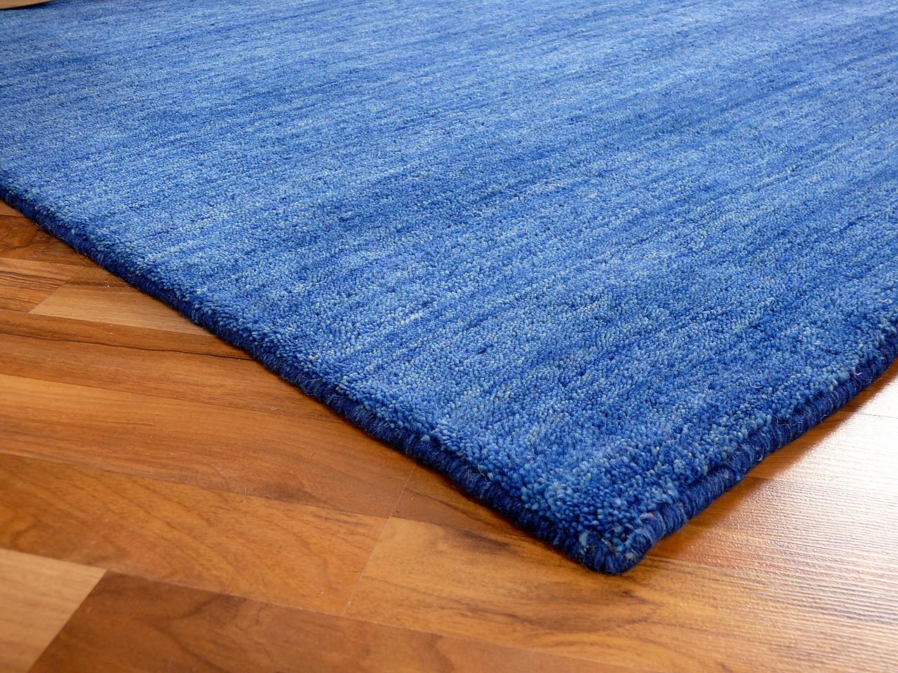indo gabbeh teppich shiva blau uni teppiche nepal gabbeh und kelim teppiche indo gabbeh teppiche. Black Bedroom Furniture Sets. Home Design Ideas