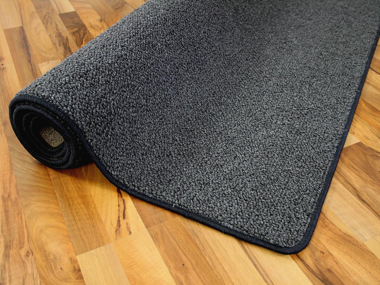 natur teppich luxus berber venice anthrazit abverkauf teppiche sisal und naturteppiche berber. Black Bedroom Furniture Sets. Home Design Ideas