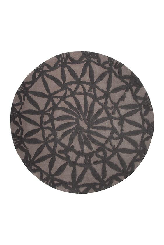ESPRIT Teppich Rund Oriental Lounge Braun Teppiche Markenteppiche ...