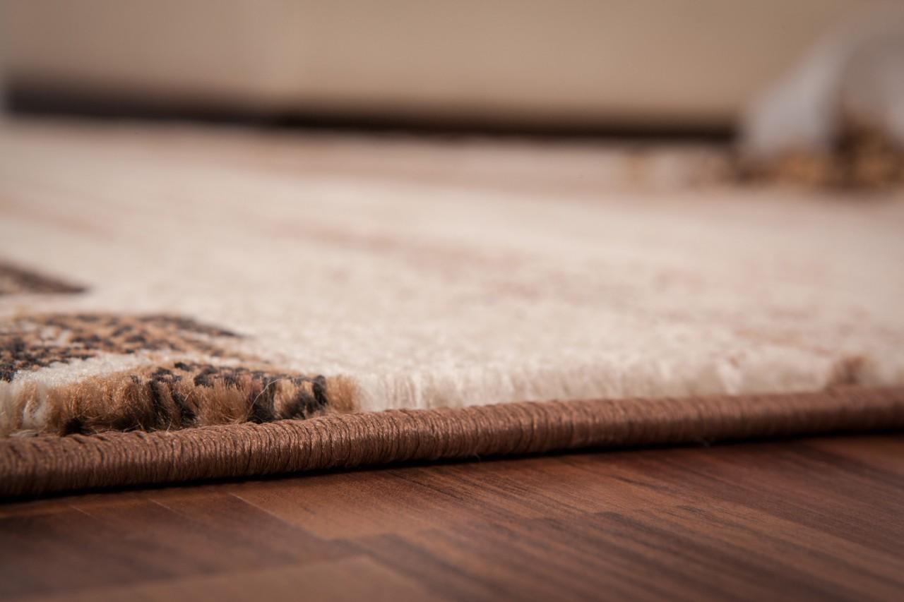 Teppich Elegance Neo Beige Patchwork  ABVERKAUF