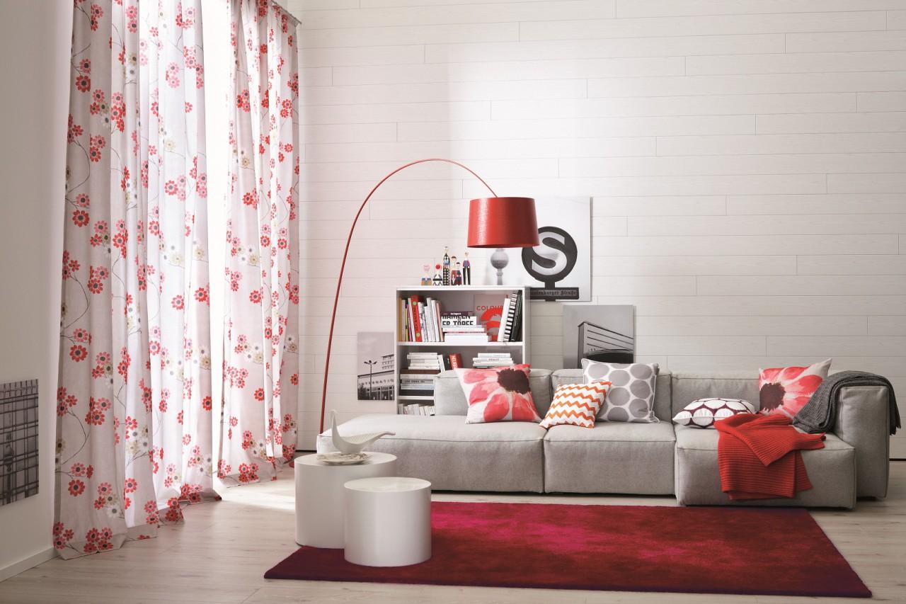 designer teppich sch ner wohnen victoria rot teppiche hochflor langflor teppiche rot und dunkelrot. Black Bedroom Furniture Sets. Home Design Ideas