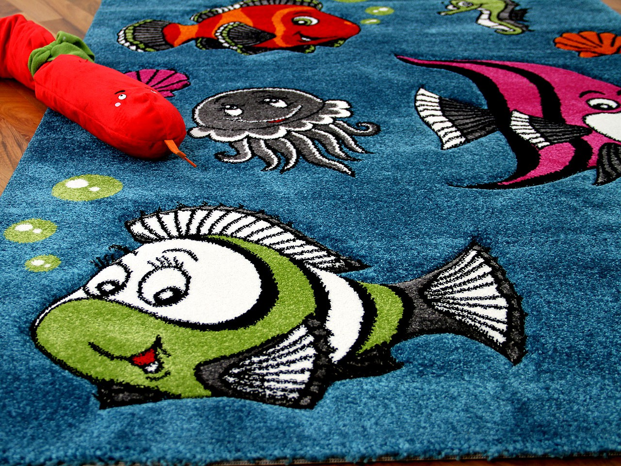 kinder teppich maui kids fische teppiche kinder und spielteppiche maui kinderteppiche. Black Bedroom Furniture Sets. Home Design Ideas