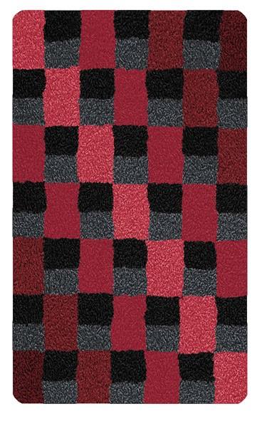 kleine wolke badteppich carrara weinrot reduziert badteppiche kleine wolke badteppiche. Black Bedroom Furniture Sets. Home Design Ideas